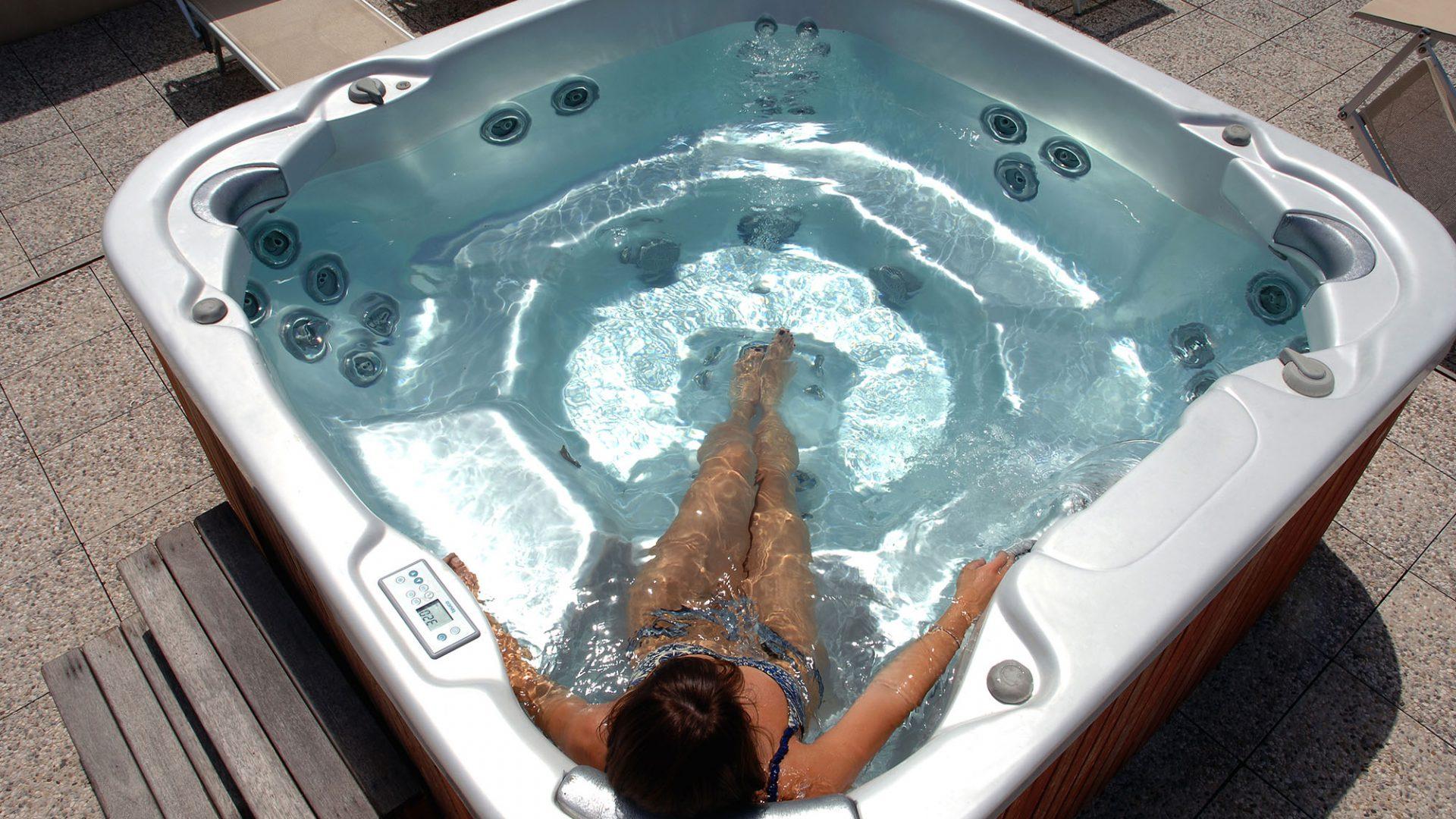 Esperia Hotel Cattolica - idromassaggio