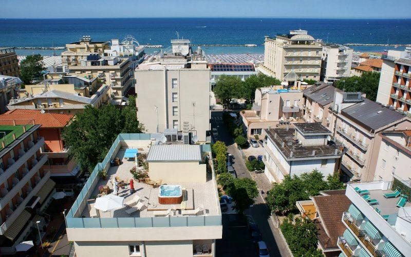Esperia Hotel Cattolica - solarium